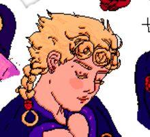 I, Giorno Giovanna, Have A Dream and A Smug Face Sticker