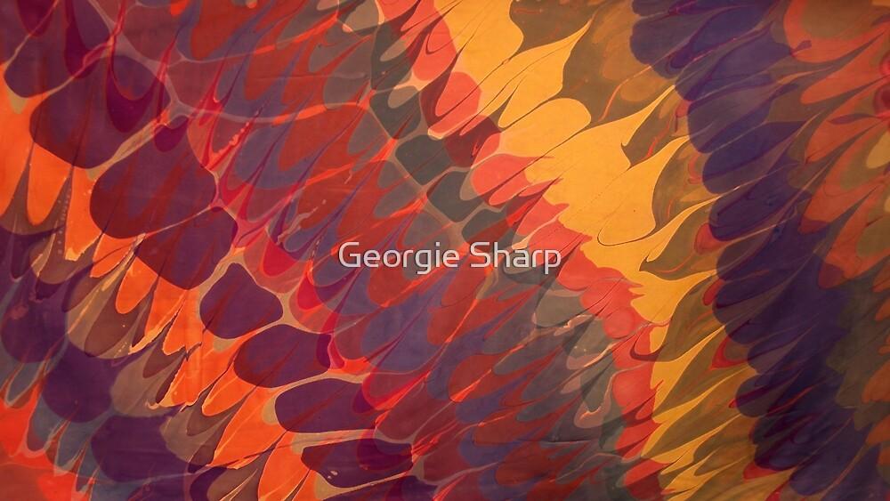 Sun Burst by Georgie Sharp