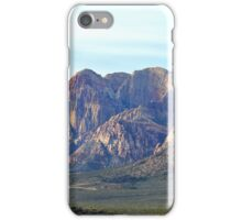 """""""Red Rock Canyon - Scale"""" iPhone Case/Skin"""