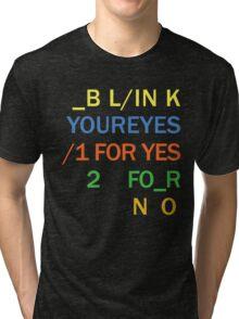 Radiohead BODYSNATCHERS Tri-blend T-Shirt