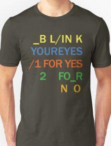 Radiohead BODYSNATCHERS Unisex T-Shirt