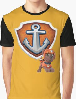 Zuma's Badge Graphic T-Shirt