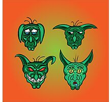Goblins! Photographic Print
