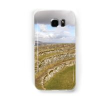 Ancient Stones Donegal, Ireland Samsung Galaxy Case/Skin