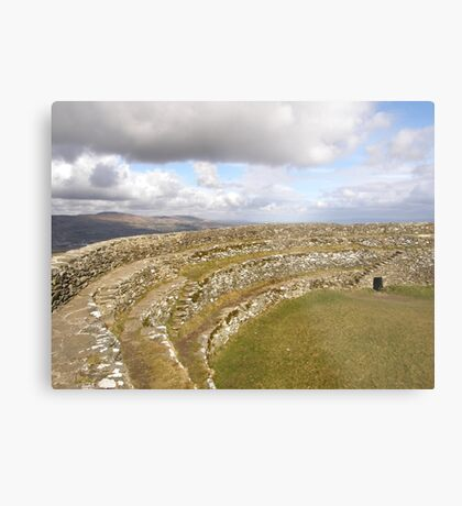 Ancient Stones Donegal, Ireland Metal Print