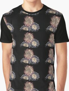 Fire Works Graphic T-Shirt