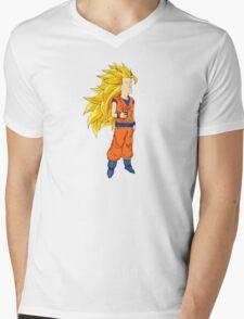 Super Boomhauer Mens V-Neck T-Shirt