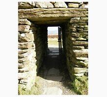 Druid Doorway - Grainan Of Aileach Fort -Donegal - Ireland Unisex T-Shirt