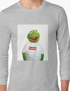 Supreme Kermit the Frog Long Sleeve T-Shirt