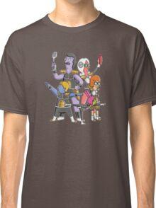 Burger Force Classic T-Shirt