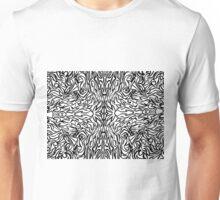 Pinocchio fractal Unisex T-Shirt