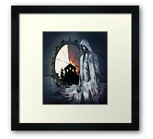 Psycho Break Framed Print