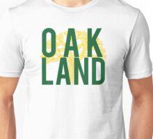 Oakland Green & Gold Unisex T-Shirt