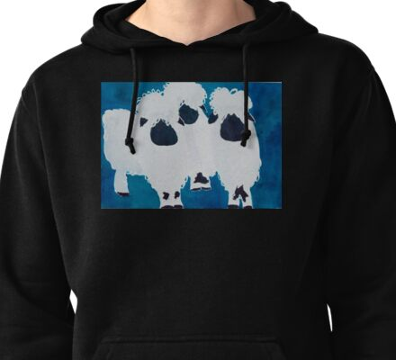 The Mod Squad Sheep Pullover Hoodie