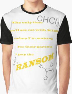 Child Free Ransom Graphic T-Shirt