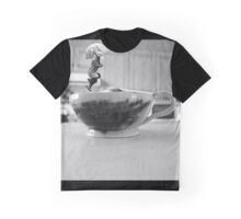Tea Cups Graphic T-Shirt