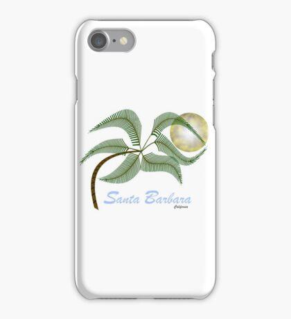 Santa Barbara Sun iPhone / Samsung Galaxy Case iPhone Case/Skin