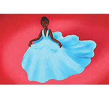 Cinderella of the Oscars Photographic Print