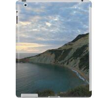 Mountain in the Carribean iPad Case/Skin