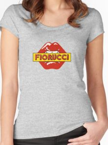 FIORUCCI 7 Women's Fitted Scoop T-Shirt