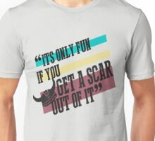 How To Train Your Dragon Quote Tee Unisex T-Shirt