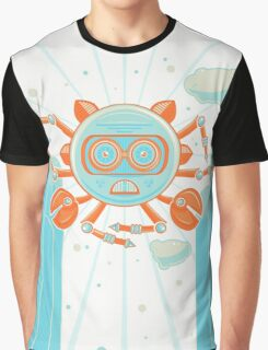 Siva Crab Graphic T-Shirt