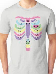Bear Bones Kawaii Drip Unisex T-Shirt
