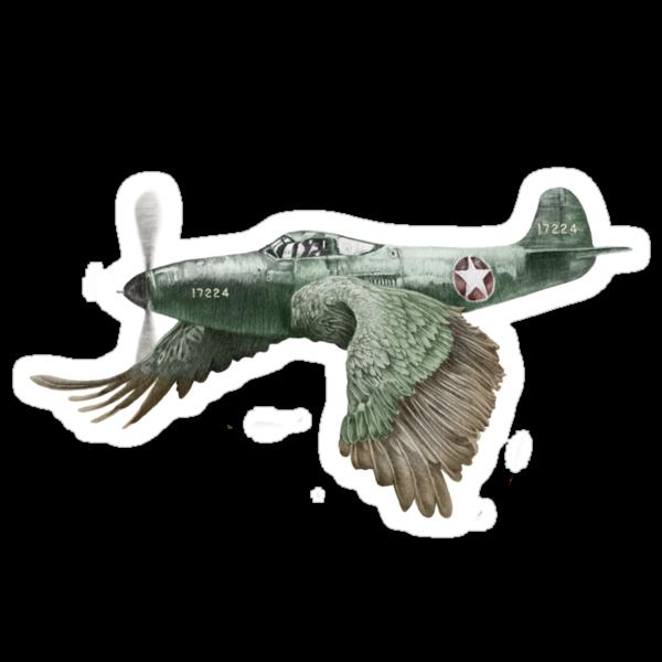 It's a bird. It's a plane... by jamesormiston