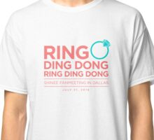 SHINee Ring Ding Dong Classic T-Shirt