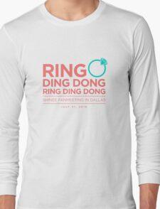 SHINee Ring Ding Dong Long Sleeve T-Shirt