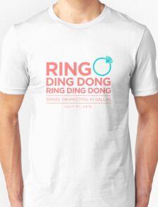 SHINee Ring Ding Dong T-Shirt
