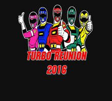 Turbo Reunion 2016 (Rangers) Unisex T-Shirt