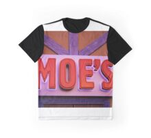 Vaccation Photography - Moe's Tavern Graphic T-Shirt
