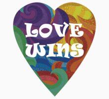 Love Wins One Piece - Long Sleeve