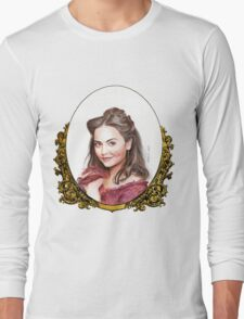 Doctor Who: Victorian Clara Oswald Long Sleeve T-Shirt