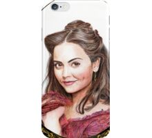 Doctor Who: Victorian Clara Oswald iPhone Case/Skin