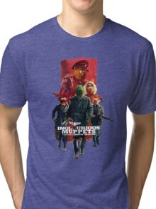 Inglorious Muppets Tri-blend T-Shirt