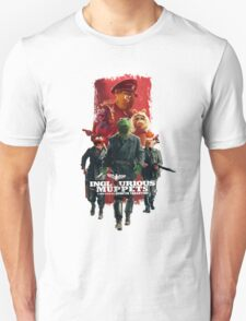Inglorious Muppets Unisex T-Shirt