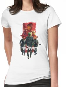 Inglorious Muppets Womens Fitted T-Shirt