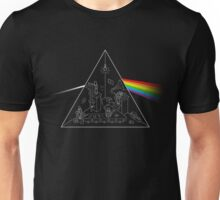 The Dark Side of the Process Unisex T-Shirt
