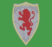 Narnia - Peter's shield Kids Tee