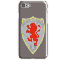 Narnia - Peter's shield iPhone Case/Skin