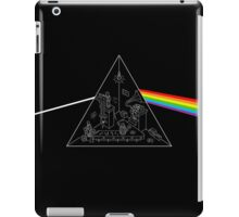 The Dark Side of the Process iPad Case/Skin