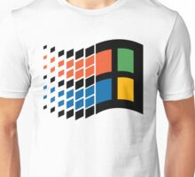 Windows Punk Unisex T-Shirt