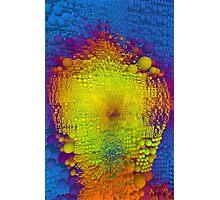 Android Vision Generative Algorithmic Art Photographic Print