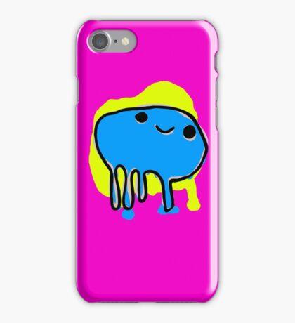 1000 Monsters - #7 - Blopb iPhone Case/Skin