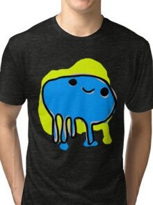 1000 Monsters - #7 - Blopb Tri-blend T-Shirt