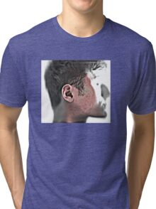 Don't Have a Middle Name But I'm Okay Tri-blend T-Shirt