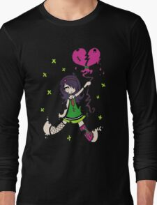 Destructive Love by Lolita Tequila Long Sleeve T-Shirt