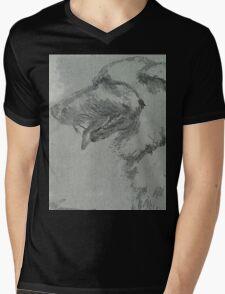 Honey GRPA151024b Mens V-Neck T-Shirt